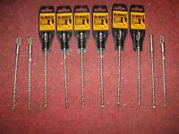 DeWalt DW5418 507 Rock Carbide SDS Plus 1/4 x 6 x8-1/2 Hammer Dr