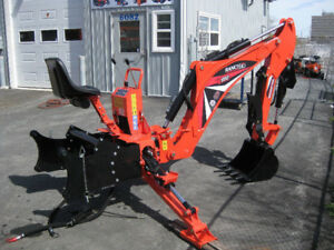 skidsteer attachments & backhoe attachments