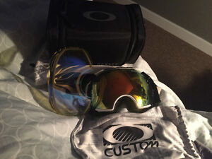 Custom Oakley Ski/Snowboard googles