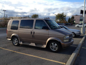 Chevrolet Astro 2003 for sale
