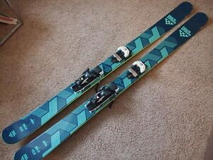 Black Crows Atris 184 cm with Attack 13 Demo ... Mint ! Kitchener / Waterloo Kitchener Area image 1