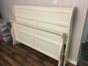 Project Sleigh Bed