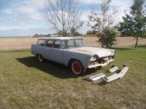Dodge  1957  Wagon  Spectateur