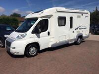 2007 FIAT DUCATO 2.3 Multijet Chassis Cab 120 2 berth camper van by airdream