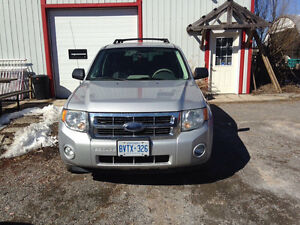 2008 Ford Escape Grey SUV, Crossover