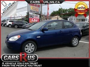 2011 Hyundai Accent L.....Includes 4 FREE winter tires!!