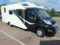 Bailey Autograph Approach 740SE 4 berth fixed end bed motorhome for sale
