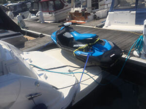 Support Seadoo-motomarine -pneumatique-jetski
