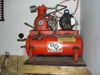 DV AIR COMPRESSOR