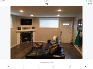 Riverstone /Immaculate large 2 bedroom Private Suite June 1