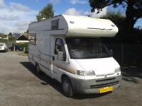 Swift Sundance 590RL, New Cam Belt, Habitation Check, With Extended Warranty