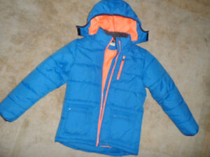 BOY'S WINTER COATS, JEANS, SHIRTS, BELTS - BRAND NEW