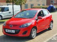 2012 Mazda Mazda2 1.3 ( 85bhp ) Tamura 5dr Hatch £30 Tax Call 07871281698