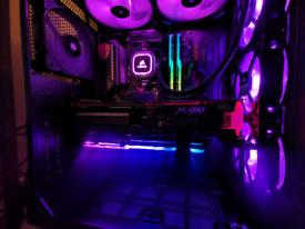 Gaming pc/Desktop rx 6800 xt AMD Ryzen 7 5800x