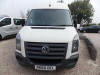 Volkswagen Crafter Cr35 Blue Tdi H/R P/V Panel Van 2.5 Manual Diesel