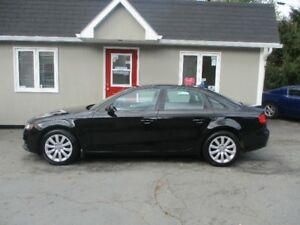 2011 Audi A4 2.0 T Quattro 6-speed!