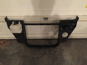 1957 Chevy Radiator Support with filler panels