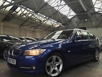 2011 BMW 3 Series 2.0 318d Exclusive Touring 5dr Diesel Manual (120 g/km, 143