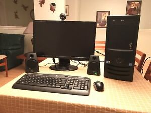 ASUS Intel i7 computer Windows 10 Home Edition