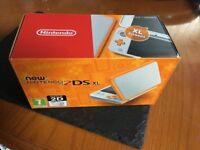 New Nintendo DS xl