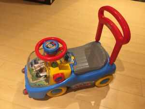 Thomas ride on toy - Imported from Japan