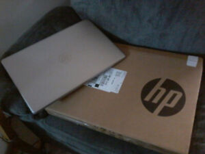 HP 17-by0010ca Notebook PC 2 months old