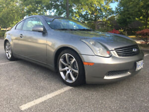 2005 Infiniti G35 Coupe -Excellent
