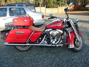 2003 100TH ANNIVERSARY ROAD KING FIREFIGHER SPECIAL