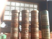 Set of Cylinder Records