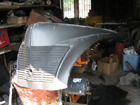 1940 Ford Style Hood for 1966-1974 VW Classic