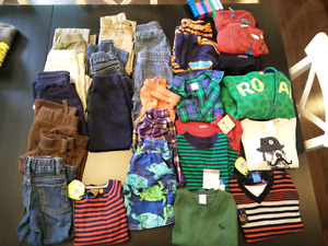 Lot of boys 3t clothing excellent condition,