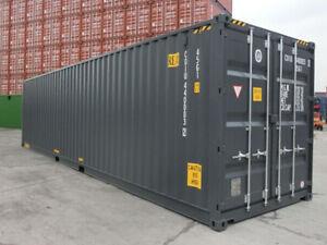 40ft Shipping Container >> 40 Ft Shipping Containers Ebay
