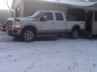 2011 Ford Other King Ranch Pickup Truck