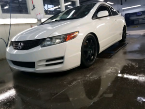 2007 Honda civic 2.0L