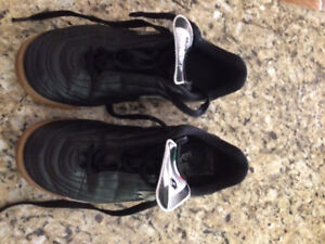 Size 2 indoor soccer shoes / gym sneakers