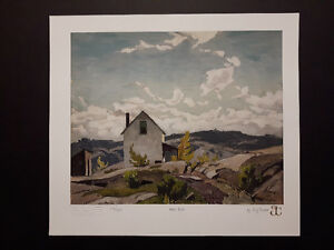 """A. J. Casson """"A Rural Setting"""" Limited Edition set"""