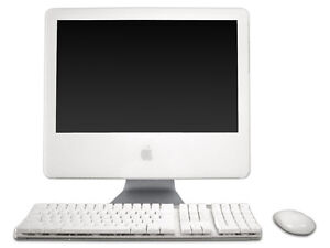 iMac G5 All-in-one 1.8ghz / 512mb RAM