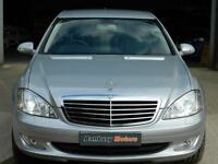 2009 MERCEDES S-CLASS S320 CDI SALOON DIESEL