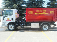 DUMP THIS ! Bin Rental Sale 99.00