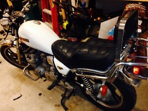 1983 Yamaha XJ 650 - Parting Out -