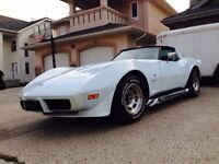 A True Survivor 1979  L82 Corvette