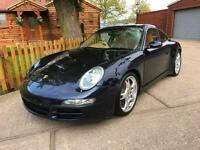 DAMAGED SALVAGE 2008 PORSCHE 911 TARGA 4S TIPTRONIC S AWD 3.8 PETROL SPORTS CAR