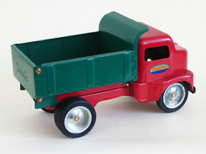 TONKA 50th ANNIV XCELLENT REPRO of 1949 VINTAGE STEEL DUMP TRUCK