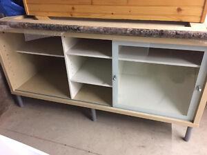 IKEA TV stand - beige Oakville / Halton Region Toronto (GTA) image 3