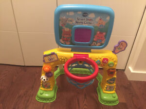 Vtech Smart Shots Sport Centre with ball. Used, great condition