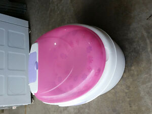 Pink Potty Chair