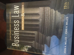 SMU - Legal Aspects of Business I Textbook