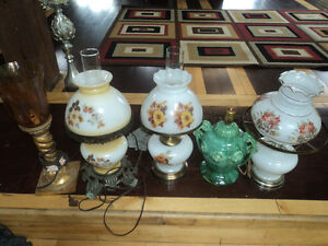 Vintage,antique, lamps in excellent condition. Price reduce St. John's Newfoundland image 1