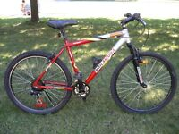 "NAKAMURA  26"" WHEELS, MOUNTAIN BIKE"