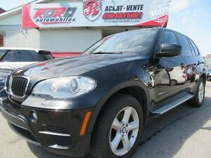BMW X5 35i AWD  2011 **FINANCEMENT 100% APPROUVE**